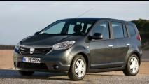 Minivan do Sandero: Surge 1ª projeção da futura minivan Lodgy da Dacia