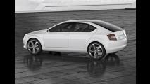 Skoda confirma versão hatchback de cinco portas para o novo Rapid