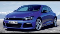 VW Scirocco R 2010 - Versão com motor 2.0 TFSI de 265 cv promete consumo de 12 km/l