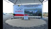 Chery divulga nota oficial onde confirma fábrica no Brasil