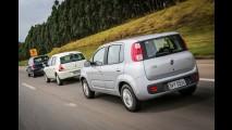 Fox Bluemotion, Clio Expression e Uno Economy em busca dos 20 km/l