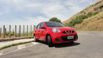 Volta Rápida: Nissan March fica mais agradável e econômico com três cilindros