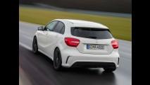 Eis as primeiras imagens do novo Mercedes A45 AMG