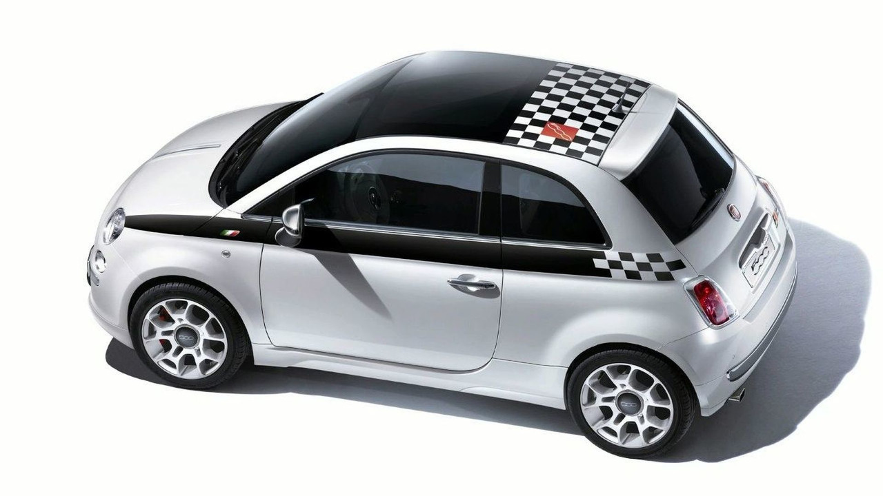 Fiat 500 F1 Limited Edition