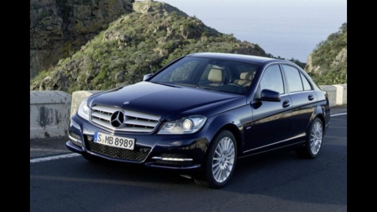 Melhor novembro da história para a Mercedes