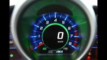 Na pista: Dirigimos o esportivo híbrido Honda CR-Z, eleito o