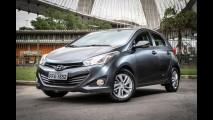 Hyundai HB20 já sofre mudanças no modelo 2013 - hatch ganha Bluetooth e corrige pequenos deslizes