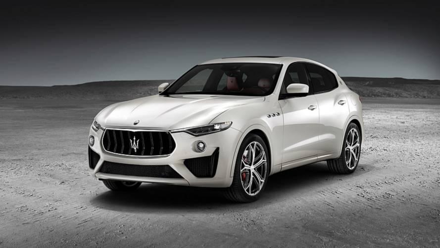 550 lóerős SUV a Maseratitól - bemutatkozott a Levante GTS