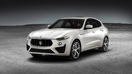 Maserati Levante GTS 2018: debut en Goodwood, con 550 CV