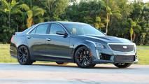 2018 Cadillac CTS-V: Review