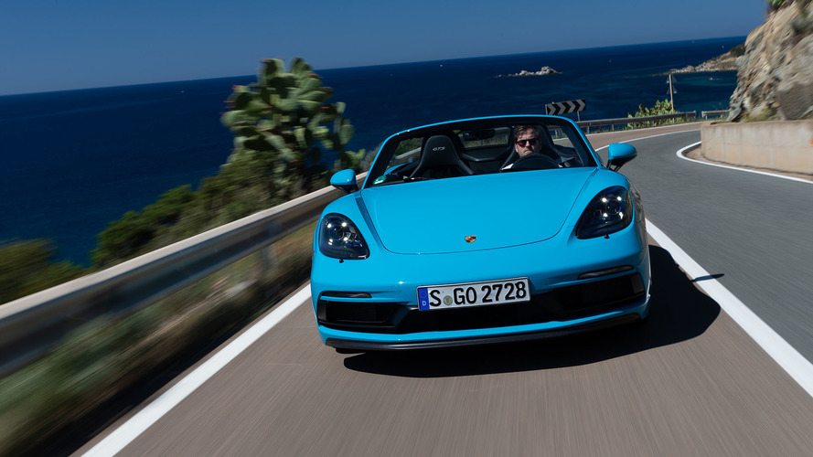 Un premier semestre record pour Porsche
