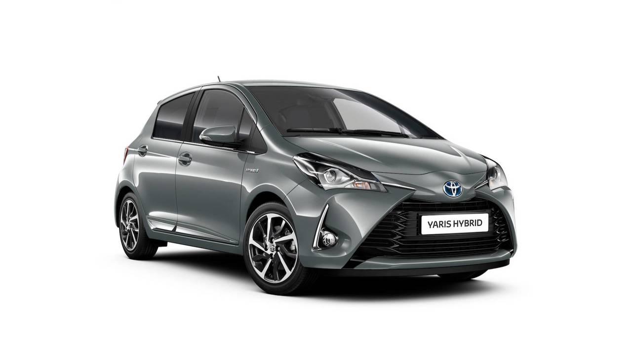 6.- Toyota Yaris hybrid: si buscas un coche híbrido