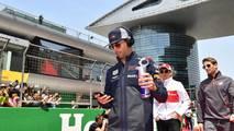 Red Bull Racing Team na China