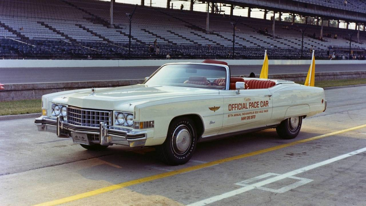 1973 Cadillac Fleetwood Eldorado Convertible
