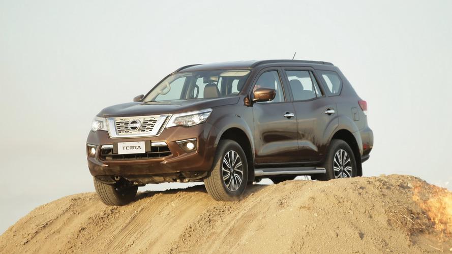 SUV da Frontier ganha versão de 7 lugares para brigar com Toyota SW4