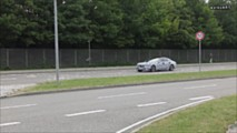 2020 Mercedes S-Class screenshots from spy video