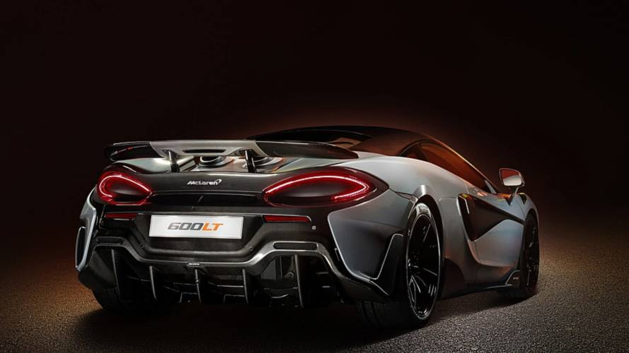McLaren 600LT
