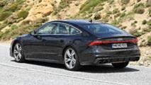 Audi S7 Casus Fotoğraflar