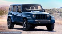 2018 Jeep Wrangler Unlimited tasarım yorumu