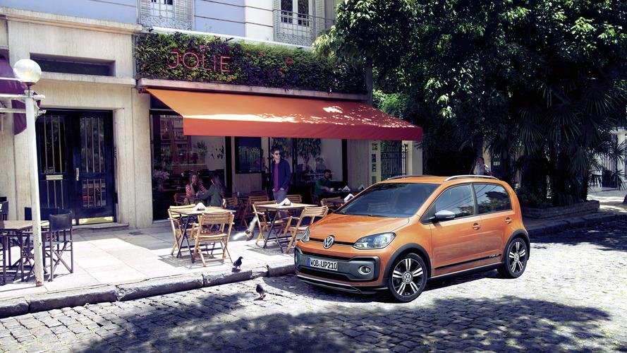 Volkswagen Cross Up! 2017 - Léger restylage pour la citadine