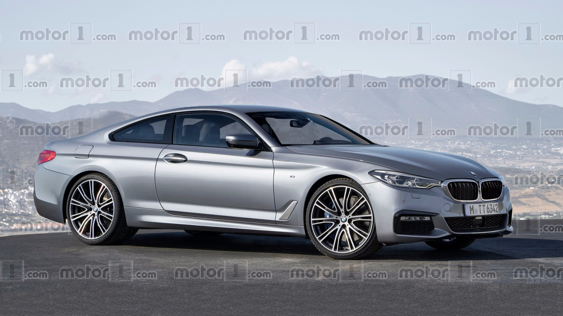 Could a new BMW 8 Series look like this