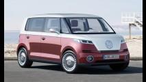 VW Kombi pode ganhar nova geração com visual retrô e propulsão elétrica
