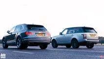 Bentley Bentayga v. Land Rover Range Rover