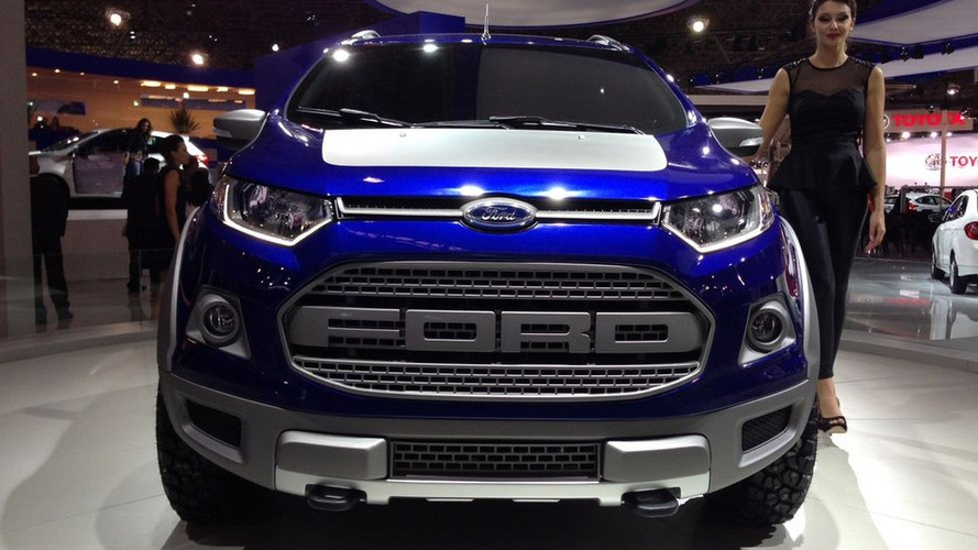 2014 ford ecosport storm concept photos. Black Bedroom Furniture Sets. Home Design Ideas