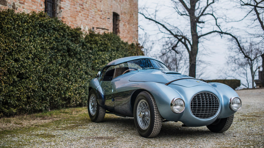 Une surprenante Ferrari
