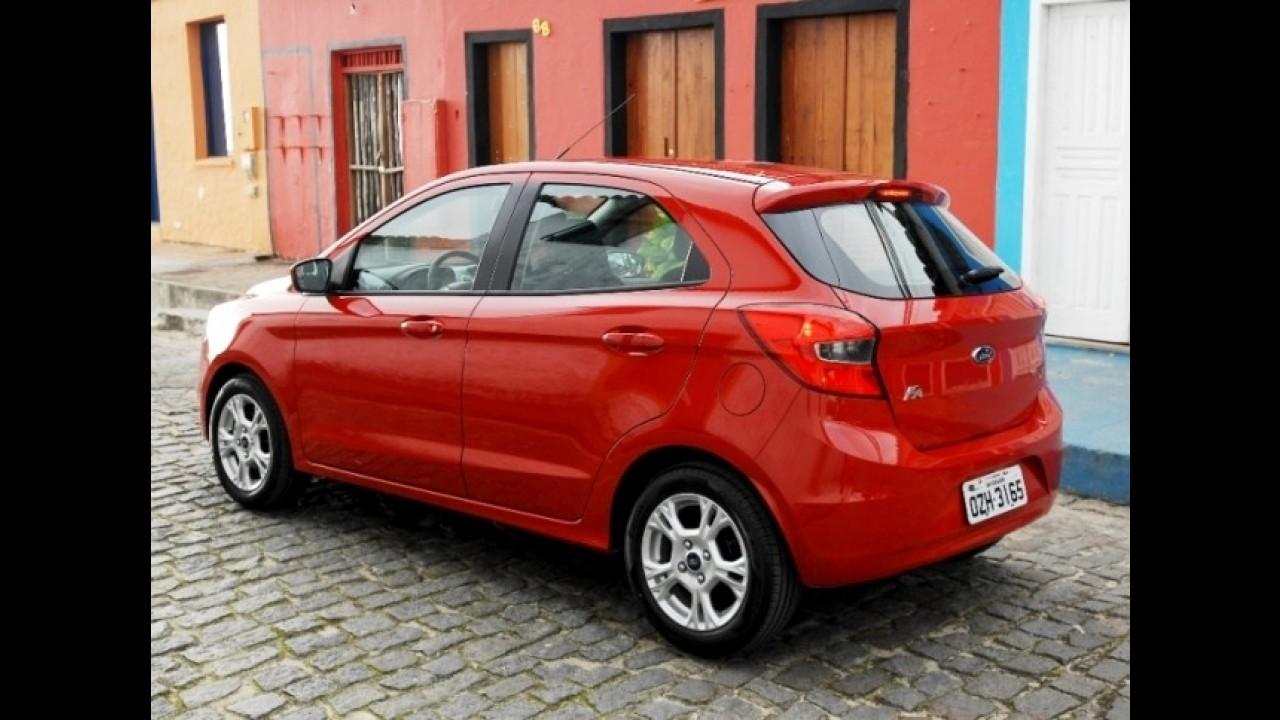 Veja a lista dos 50 automóveis e comerciais leves mais vendidos em julho