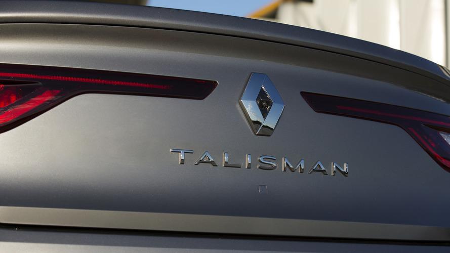 """Renault Talisman """"2017 Business Car"""" unvanına layık görüldü"""