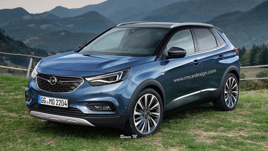 Opel Grandland X - Et s'il ressemblait à ça?