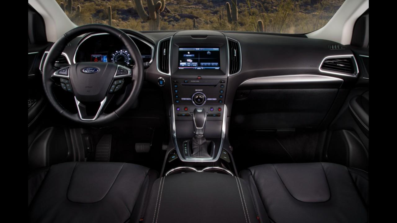 Antes previsto para fevereiro, novo Ford Edge deve chegar em agosto