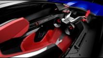 Conceito futurista da Peugeot tem 500 cv e acelera de 0 a 100 km/h em 2,6 s