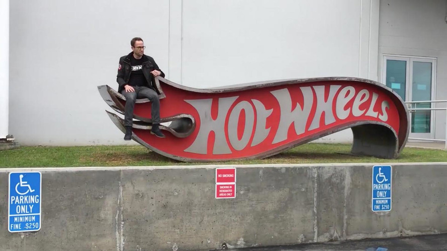 Hot Wheels'in çalışma ortamı Mannequin Challenge videosu ile ortaya çıktı