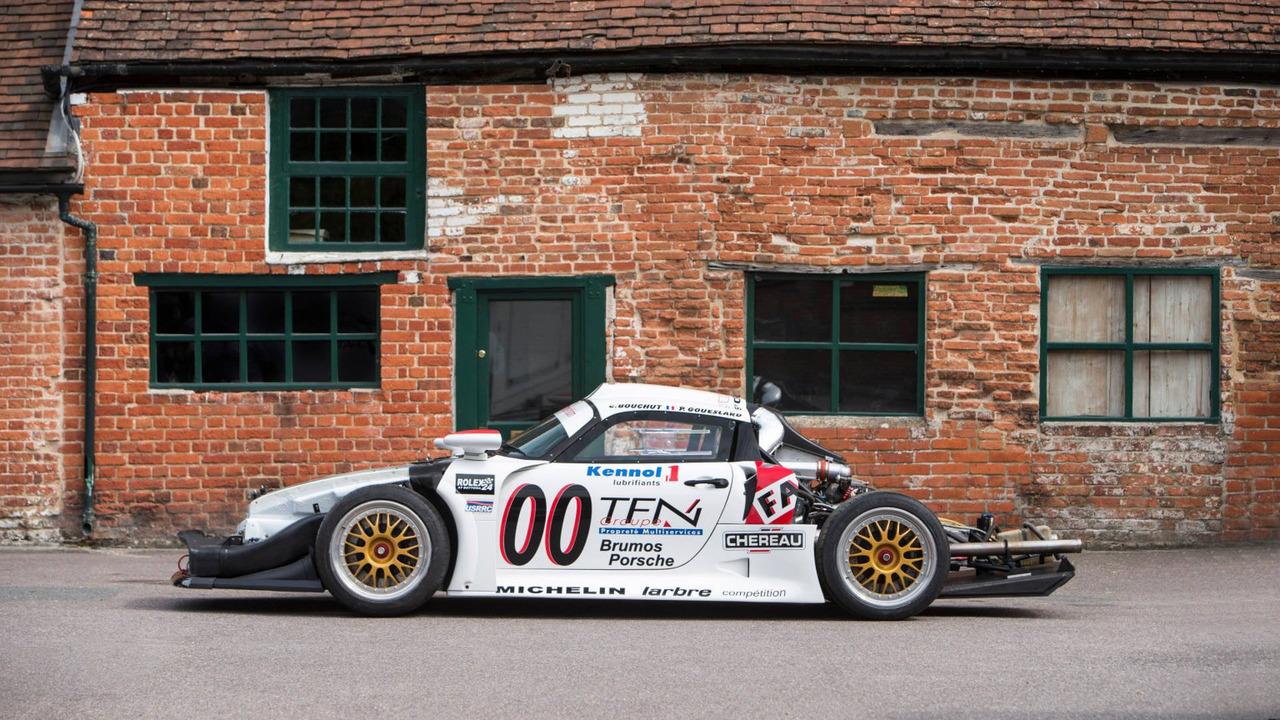 Road-legal 1997 Porsche 993 GT1