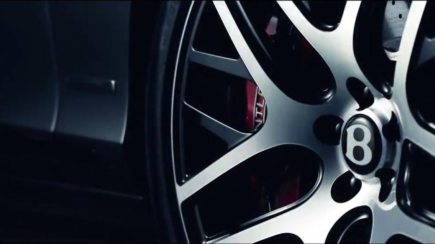 'Gelmiş geçmiş en ekstrem' Bentley'nin teaser'ı yayınlandı