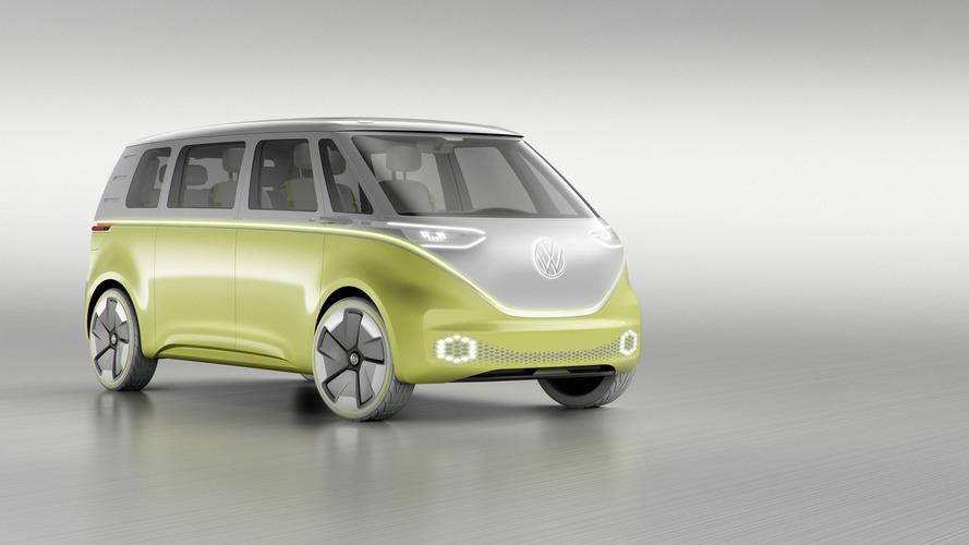 Volkswagen yeni Microbus'ın üretime gireceğini söyledi