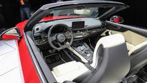 2018 Audi S5 Cabriolet: Detroit 2017