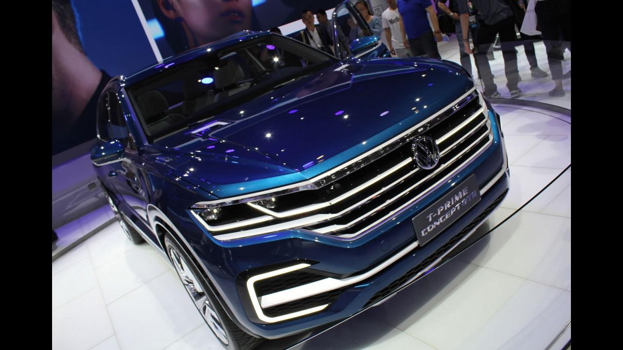 """Volkswagen """"Touareg 3"""": prévia da nova geração é apresentada na Europa"""