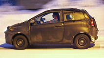 New Ford Ka prototype spied