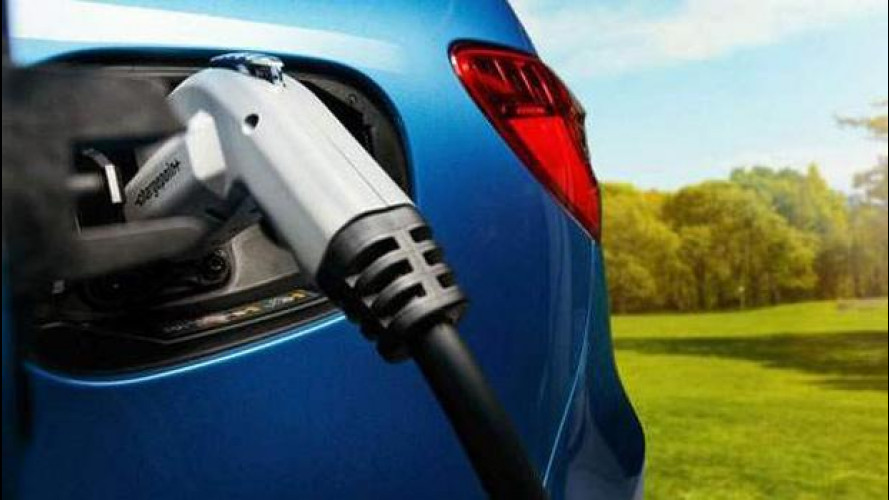 Mercedes, l'elettrica da 500 km di autonomia
