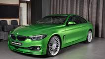 BMW Alpina B4 S Rallye Green