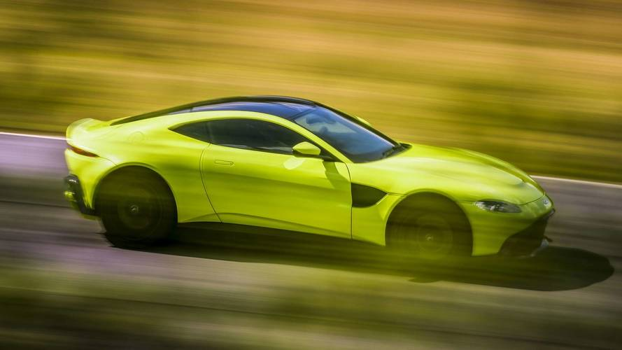 Aston Martin looks to EU for new model type approval