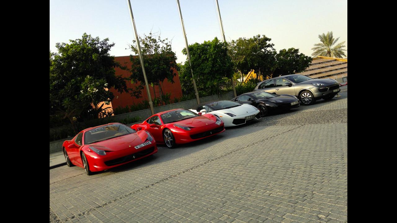 Salone di Dubai 2013