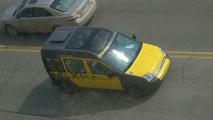 Ford Transit New York cab