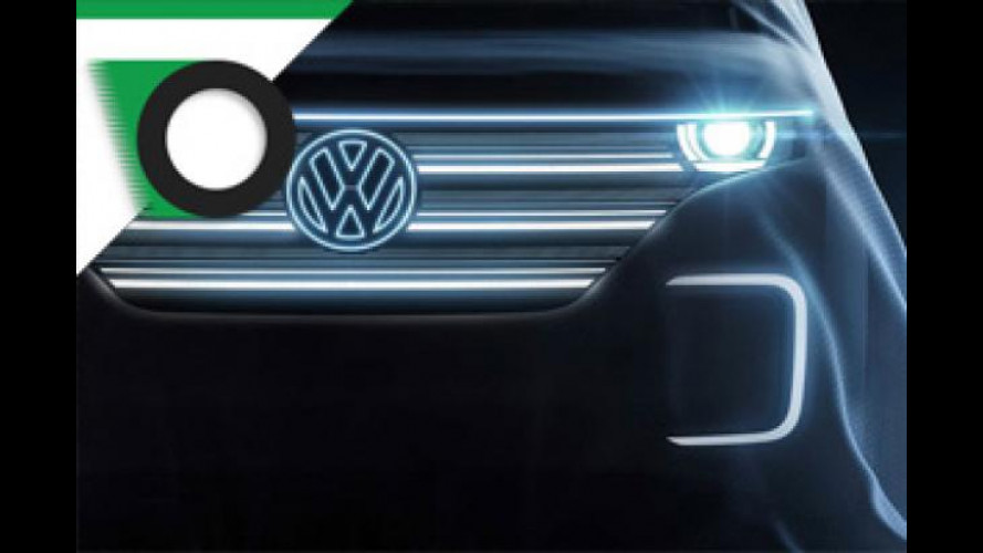 Volkswagen Transporter, al CES arriva la versione elettrica