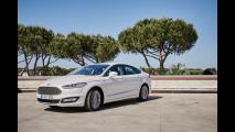 Mondeo Vignale Hybrid: silenzio, parla l'elettrico Ford