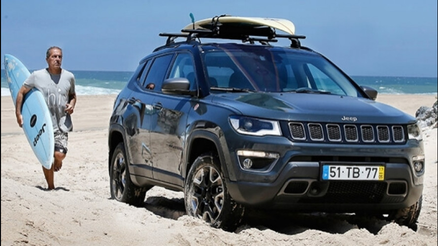 Jeep Compass, le personalizzazioni e i servizi Mopar