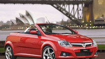 Opel Tigra TwinTop in Australia and South Africa